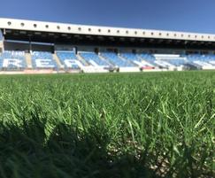 HERO Hybrid Grass system installed at Real Madrid CF