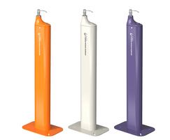 Cabral sanitisation point - colour options
