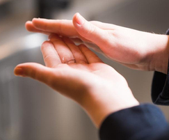 Hand sanitiser can help to fight COVID-19