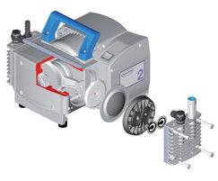 VACUUBRAND diaphragm pumps