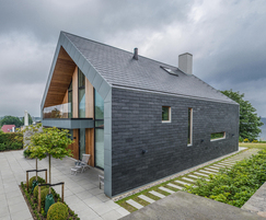 Villa P boasts a genuine nordic design
