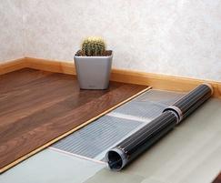 Royden® infloor heating foil