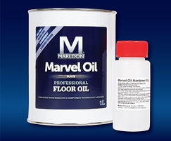 MARLDON Marvel two-part floor oil for interior wood