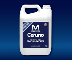 MARLDON Ceruno professional wood floor lacquer - 5 LTR
