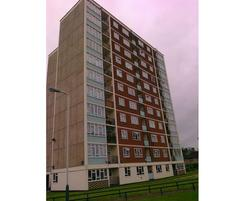Nu-Guard® NRG Clear used on tower blocks in Romford