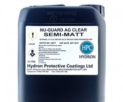 Hydron Nu-Guard AG clear semi matt