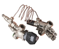 PV Sigma Compact valve for pressure and flow regulation