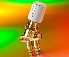 Frese OPTIMA pressure independent control valves