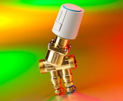 OPTIMA Compact pressure independent control valve