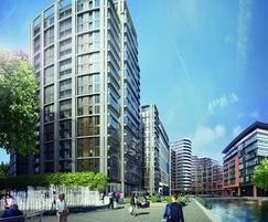 Frese valves for Paddington luxury apartments