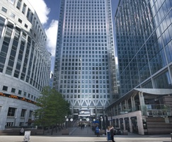 Frese supplied valves for One Canada Square building