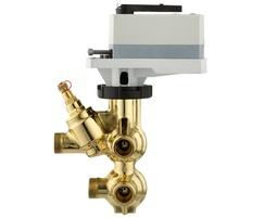 COMBIFLOW 6-way pressure independent control valve