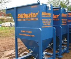 Siltbuster HB50M lamella settlement tank