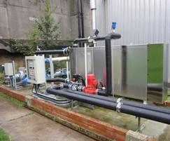 Runcorn WwTW heat exchanger