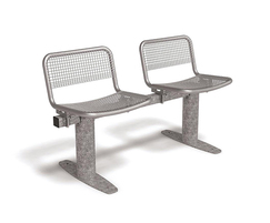 Sedia wire mesh seating from Erlau