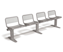Sedia seating is based on a modular design