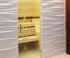 Linjer sauna - Dröm UK