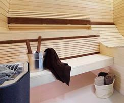 Linjer sauna Dröm UK