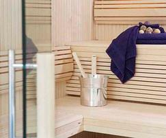 Luxury bespoke sauna installation by Dröm UK