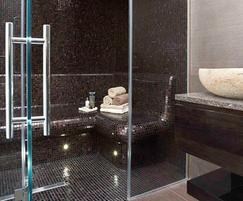 Bespoke steam room & steam shower by Dröm UK