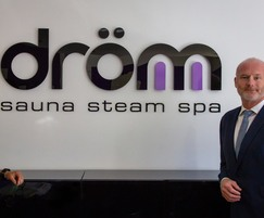 Dröm UK Managing Director Erlin Lee and CEO Barry Smith