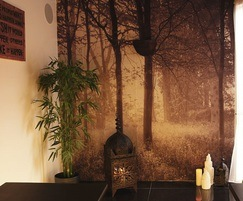 Relaxing Halotherapy room