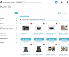 Buzon UK: Buzon adds new BIM objects to NBS National BIM library