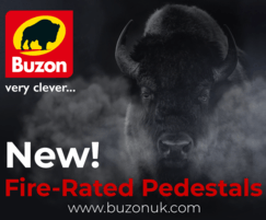 Buzon UK: Buzon launches fire-rated pedestals in the UK