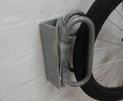 Angled Josta wall hook