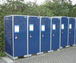 BikeAway locker