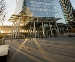 Specialist mortars for The Shard, London