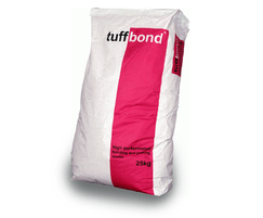 25kg bags, pre-packed, just add water