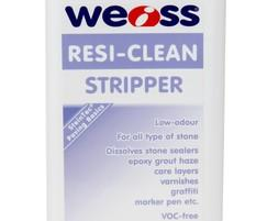 Weiss RESI-CLEAN Stripper also available in 1l bottles