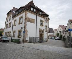 Deutsche Post driveway to be replaced