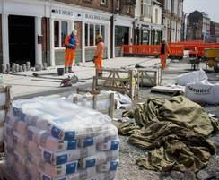 Steintec: City of Culture Hull 2017 paving gathers pace