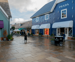 Bicester Village extension.