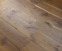 Bespoke oak flooring