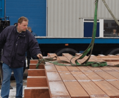 Ecochoice: UK wide timber delivery service still on