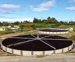 2H Water Technologies: BIOdek beats activated sludge on cost & energy reduction