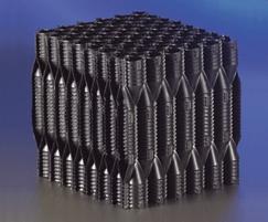 BIOdek® KGP 320 vertical flow fill