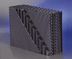 BIOdek® FB 33.07 vertical flow fill