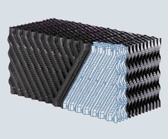PLASdek® KZC 312 cross-fluted fill