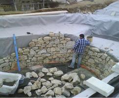 Natural swimming pool cornwall clear water revival esi external works Natural swimming pool builders