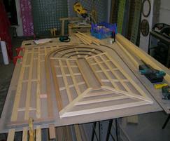 Designing and making bespoke trellis