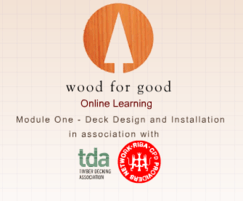 Wood for Good CPD