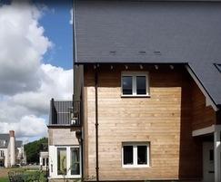 PEFC certified ArborClad timber cladding