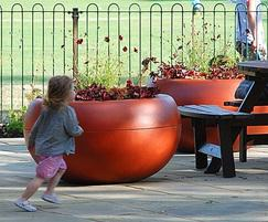ALADIN planters at the Paddington Recreation Ground