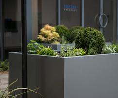 Planter project, Bracknell Enterprise Centre