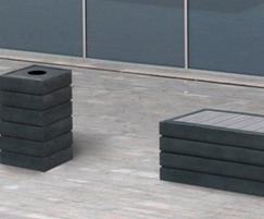 Agora bench and Agora bin