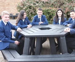 Furze Platt School - Roma picnic table